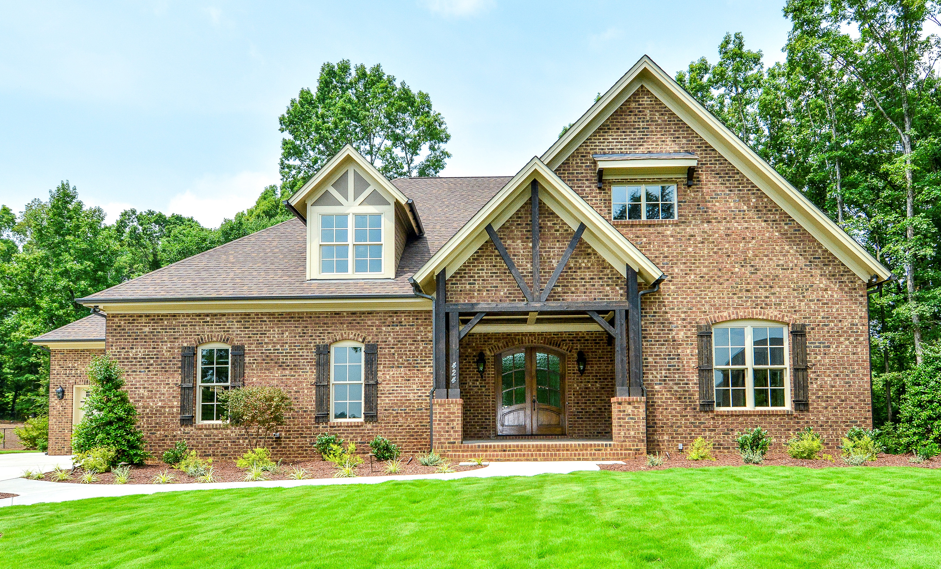 Sage built wins parade of homes triangle brick for All brick